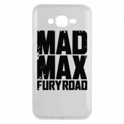 Чехол для Samsung J7 2015 MadMax