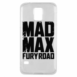 Чехол для Samsung S5 MadMax