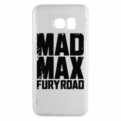 Чехол для Samsung S6 EDGE MadMax