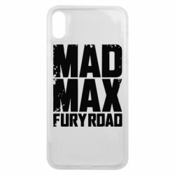 Чохол для iPhone Xs Max MadMax