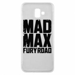Чехол для Samsung J6 Plus 2018 MadMax
