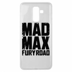 Чехол для Samsung J8 2018 MadMax