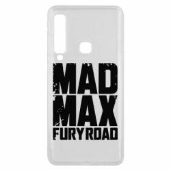 Чехол для Samsung A9 2018 MadMax
