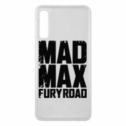 Чехол для Samsung A7 2018 MadMax