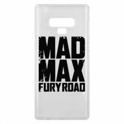 Чехол для Samsung Note 9 MadMax