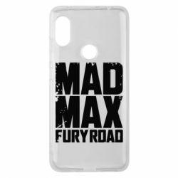 Чохол для Xiaomi Redmi Note Pro 6 MadMax