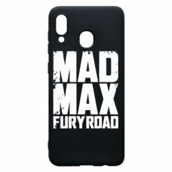 Чехол для Samsung A20 MadMax