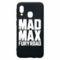 Чехол для Samsung A40 MadMax
