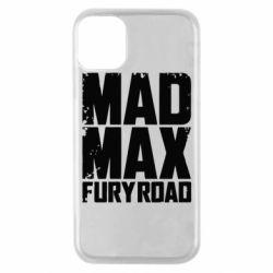 Чехол для iPhone 11 Pro MadMax
