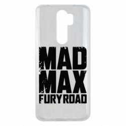 Чохол для Xiaomi Redmi Note 8 Pro MadMax