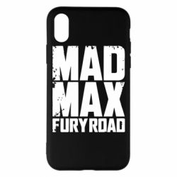 Чохол для iPhone X/Xs MadMax