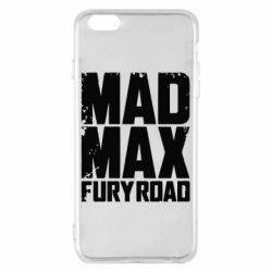 Чохол для iPhone 6 Plus/6S Plus MadMax