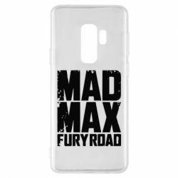 Чехол для Samsung S9+ MadMax