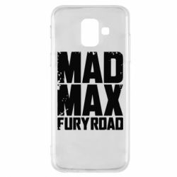 Чехол для Samsung A6 2018 MadMax