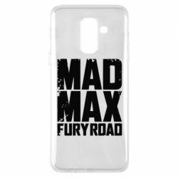 Чехол для Samsung A6+ 2018 MadMax