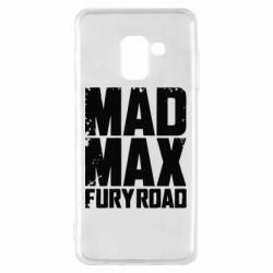 Чехол для Samsung A8 2018 MadMax