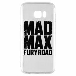 Чехол для Samsung S7 EDGE MadMax