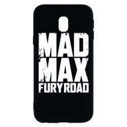 Чехол для Samsung J3 2017 MadMax