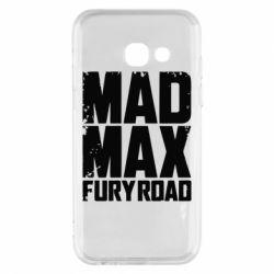 Чехол для Samsung A3 2017 MadMax
