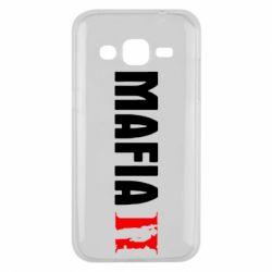 Чехол для Samsung J2 2015 Mafia 2