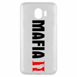 Чехол для Samsung J4 Mafia 2