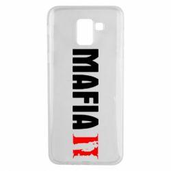 Чехол для Samsung J6 Mafia 2