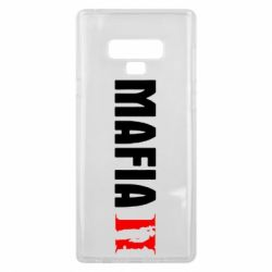 Чехол для Samsung Note 9 Mafia 2