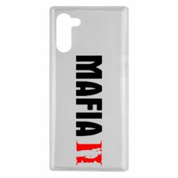 Чехол для Samsung Note 10 Mafia 2