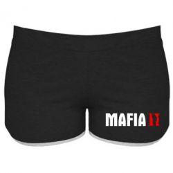 Женские шорты Mafia 2 - FatLine