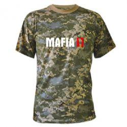 Камуфляжная футболка Mafia 2 - FatLine