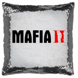 Подушка-хамелеон Mafia 2