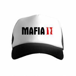 Детская кепка-тракер Mafia 2