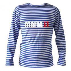 Тельняшка с длинным рукавом Mafia 2 - FatLine