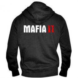 Чоловіча толстовка на блискавці Mafia 2