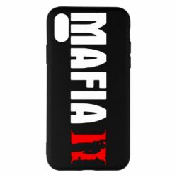 Чохол для iPhone X/Xs Mafia 2