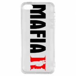 Чохол для iphone 5/5S/SE Mafia 2