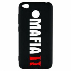Чохол для Xiaomi Redmi 4x Mafia 2