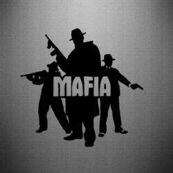 Наклейка Mafia