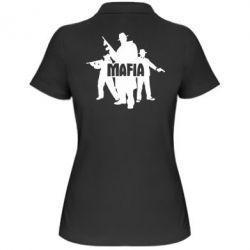 Женская футболка поло Mafia - FatLine
