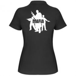 Женская футболка поло Mafia