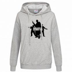 Женская толстовка Mafia - FatLine