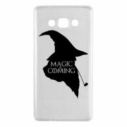 Чехол для Samsung A7 2015 Magic is coming