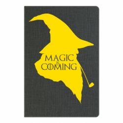 Блокнот А5 Magic is coming