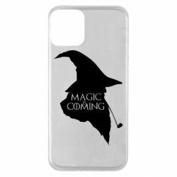 Чехол для iPhone 11 Magic is coming