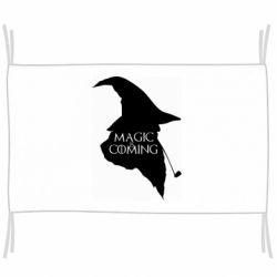 Флаг Magic is coming