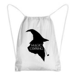 Рюкзак-мешок Magic is coming