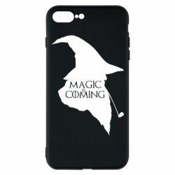 Чехол для iPhone 7 Plus Magic is coming