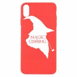 Чехол для iPhone X/Xs Magic is coming