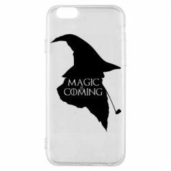 Чехол для iPhone 6/6S Magic is coming