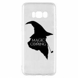 Чехол для Samsung S8 Magic is coming